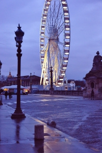 Paris answer to London Eye